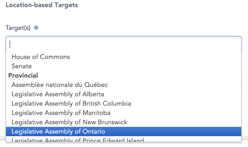 ontario mpp database update newmode support centre and knowledge base