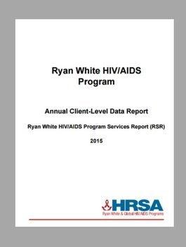 Ryan White Program Client Data Report 2016