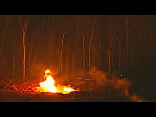 Pipeline Explosion, Fire North of Kansas City Airport  Sddefault
