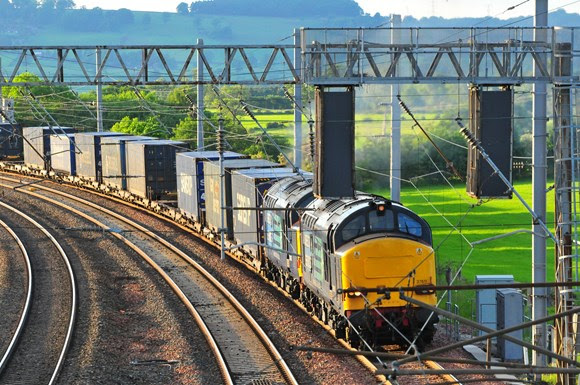 Freight trains in Britain to be upgraded with delay-busting digital technology in multi-million pound deal