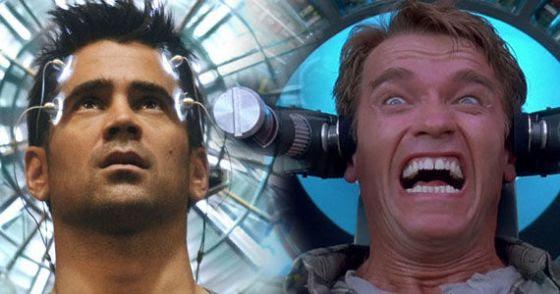 total recall 2012 vs 1990 vs 1966 - Implantan recuerdos en ratones mientras duermen