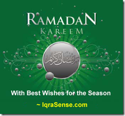 islam on A Ramadan 2015 Message   A Time for Reflection