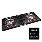 Numark Mixtrack Pro 3 | All-in-One DJ Controller for Serato DJ with onboard Audio Interface, Serato DJ Intro and Prime Loops Remix tool kit