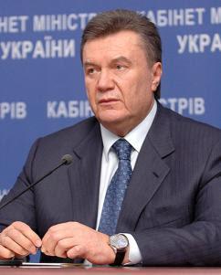 Ukraine President Viktor Yanukovich (Igor Kruglenko)