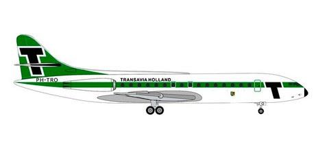 SE 210 Caravelle Transavia PH-TRO,'Provincie Gelderland' | is due: January / February 2020