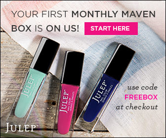 FREE Julep Maven Beauty Box Su...