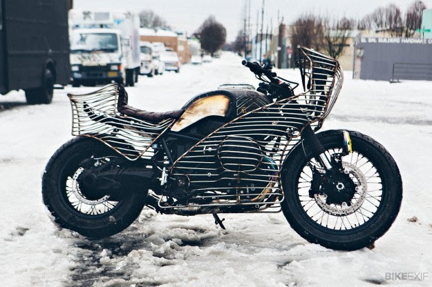 Custom BMW R nineT by El Solitario