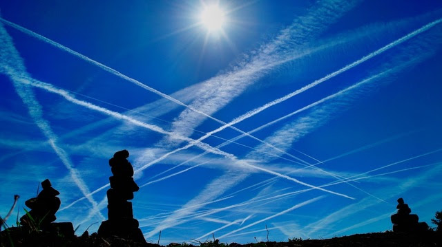 Chemtrail Influenza Sweeping America  (Videos)