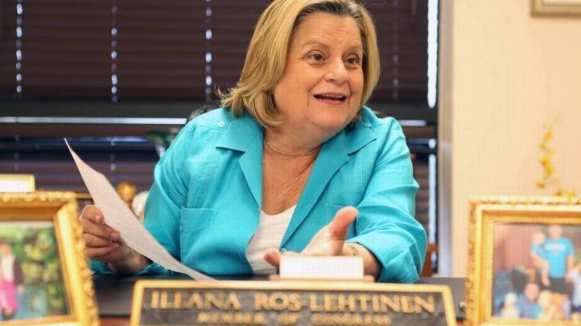 Exclusive: Former South Florida Congresswoman Ileana Ros-Lehtinen Under Federal Investigation – CBS Miami