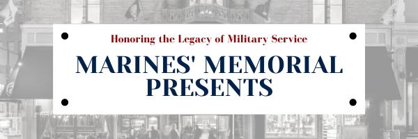 Marines' Memorial Presents