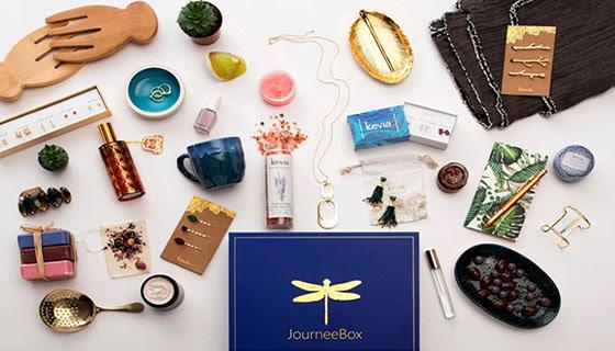 JourneeBox-Sustainable Women's Travel Inspired Subscription Box