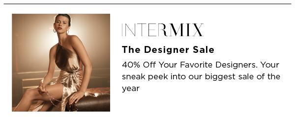 Intermix Best Black Friday Sales