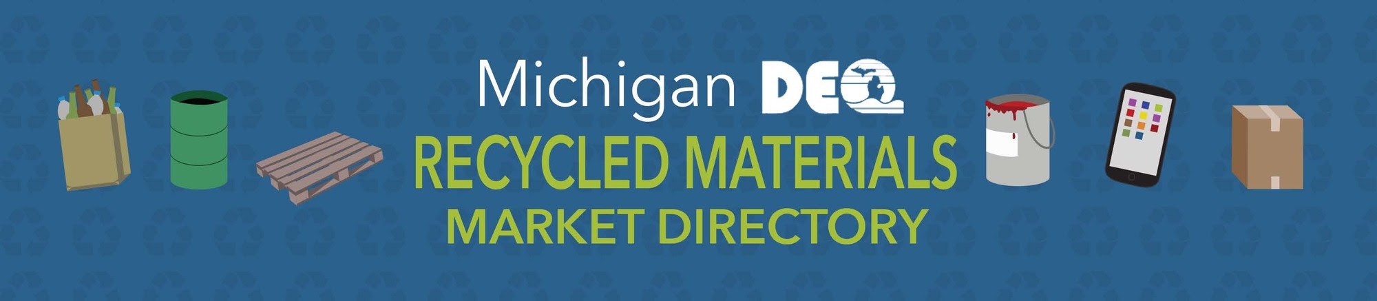Recycled Materials Market Directory Banner