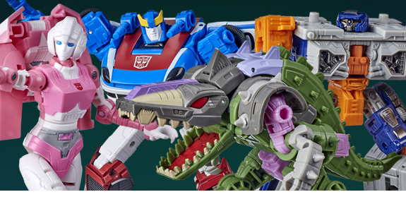 Transformers War for Cybertron: Earthrise Deluxe Wave 2