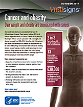 Taking Action to Reduce Overweight- and Obesity-related Cancers