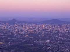 Morro das Antenas - Santa Maria por Trekking_RS_BRAZIL