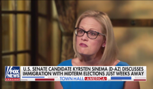 Democrat Senate candidate Kyrsten Sinema promoted events featuring lawyer convicted of aiding jihad terror