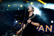 Luke Hemmings of the band 5 Seconds of Summer at the Pandora Summer Crush concert last month in Los Angeles.