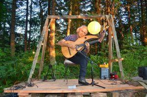 John Doan Outdoor Concert