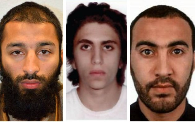 Questions are growing over why the London attackers, Khuram Butt, Youseff Zaghba, and Rachid Redouane were not stopped