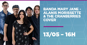 BANDA MARY JANE - 13/05 - 16h