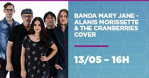BANDA MARY JANE - 13/05 - 16h