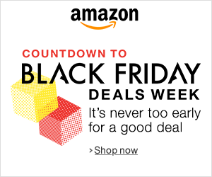 Amazon Black Friday Deals - NOW