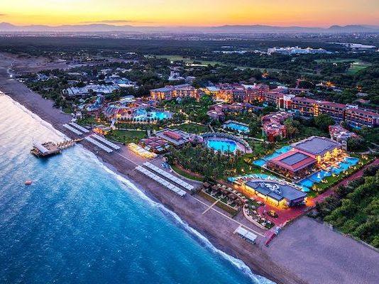 Almanya'da tatil rezervasyonlarinda Antalya ilk sirada
