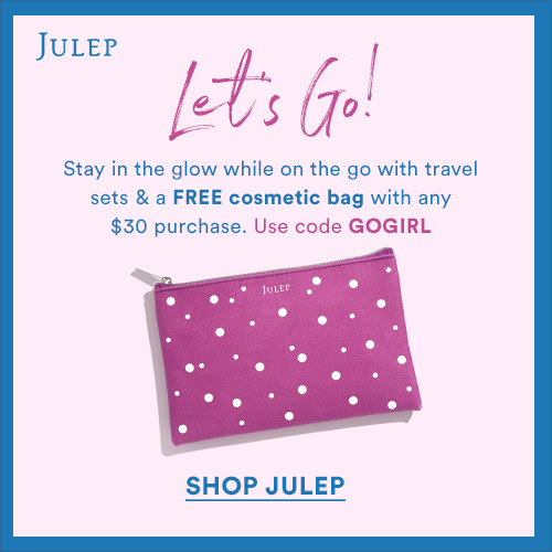 Julep: Travel Bundle + FREE co...