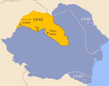 30 August 1940 - Diktatul de la Viena. Zi neagră în istoria României 3
