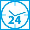 24ωρος χρονοδιακόπτης