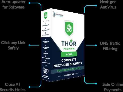 The Thor Premium Home bundle