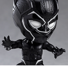 BLACK PANTHER NENDOROID