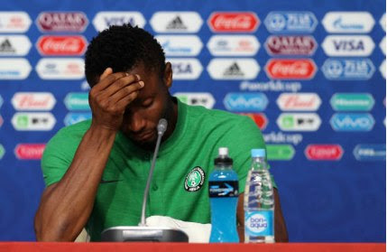 Mikel John Obi's dad has been kidnapped twice