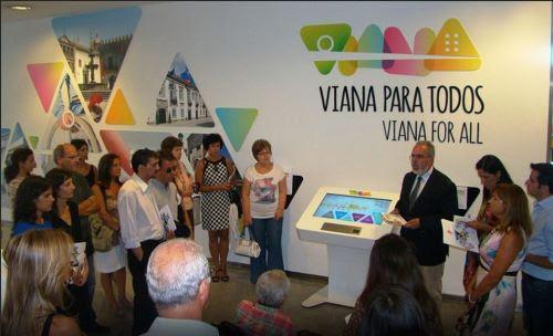 Lançamento do Roteiro de Turismo Acessível pela Câmara Municipal de Viana do Castelo
