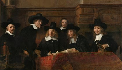 Dutch Museum Shows Every Single Last Rembrandt in Its Collection image