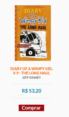 DIARY OF A WIMPY KID, V.9 - THE LONG HAUL