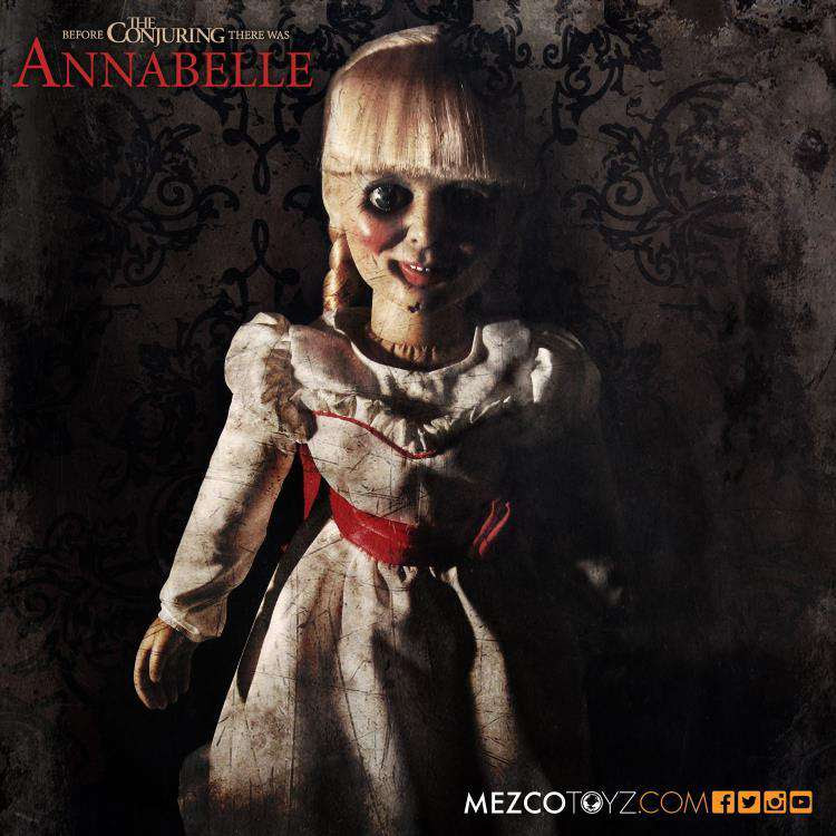"Image of Annabelle 18"" Prop Replica Doll"