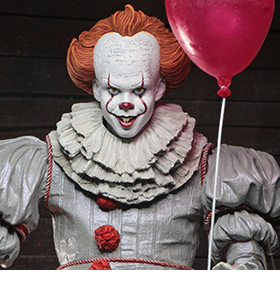 IT (2017) ULTIMATE PENNYWISE FIGURE