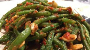 Paleo Green Beans and Almonds