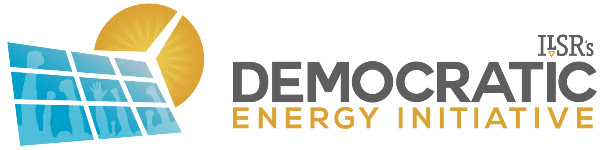 ISLR's Democratic Energy Initiative