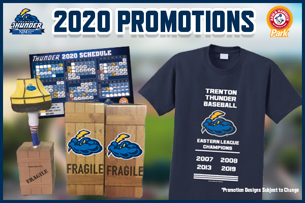 2020 Promotions (first wave)