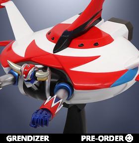 UFO ROBOT GRENDIZER MODELS