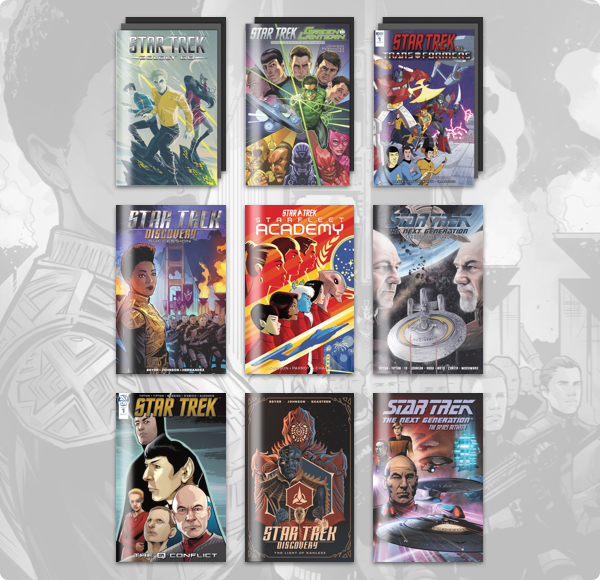 Humble Comics Bundle: Star Trek 2019 by IDW Publishing