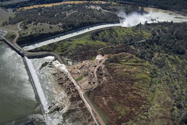 Oroville Dam: Trump Saves The Day! He Just did Something Spectacular To Fix California For Good (Video)
