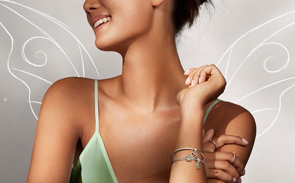 Sparkle bright with Tinker Bell.