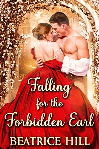 Cover for 'Falling for the Forbidden Earl'