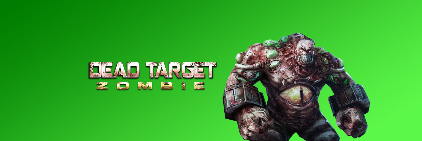 Dead Target: Top Zombie Shooting Survival Game