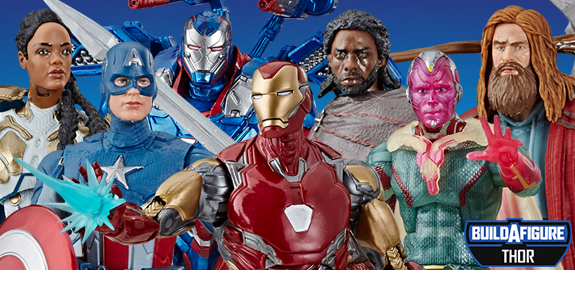 Avengers: Endgame Marvel Legends Wave 3