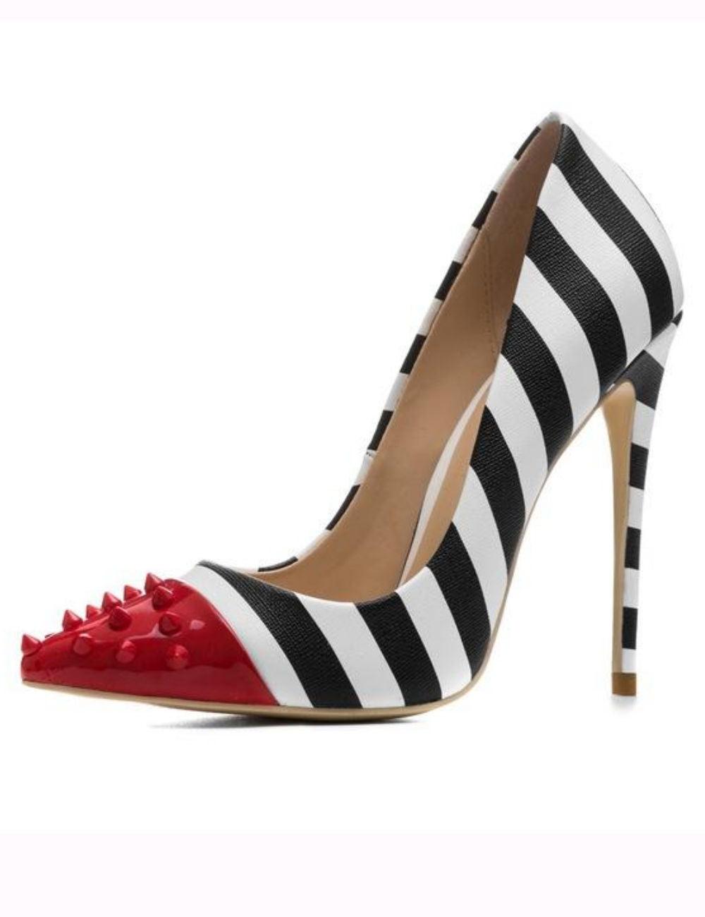My TrueLov Stilettos High Heels Pointed Toe
